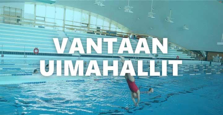 Vantaan Uimahallit